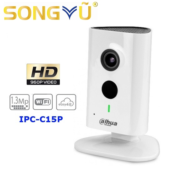 Camera IP WIFI DH-IPC-C15P